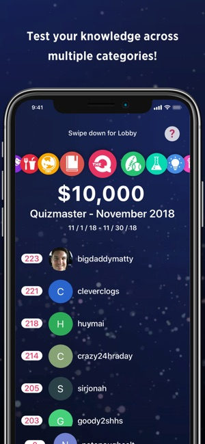 The Q - Live Game Network on the App Store