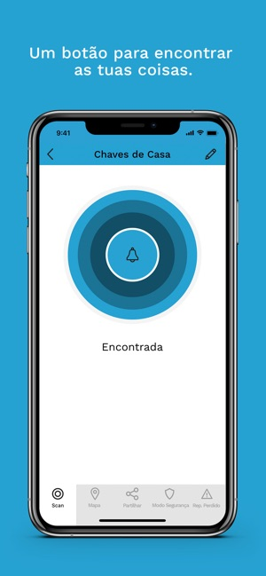 Lapa Localizador Bluetooth Na App Store