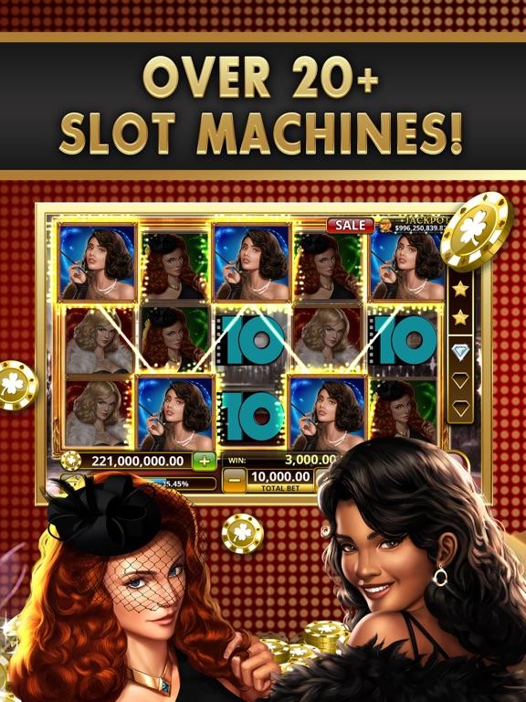 Vegas Rush Slot Machine Games! для iPad