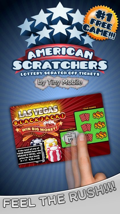 American Scratchers Lottery screenshot-0