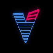 Voloco: auto voice tune karaoke, free use of your music icon