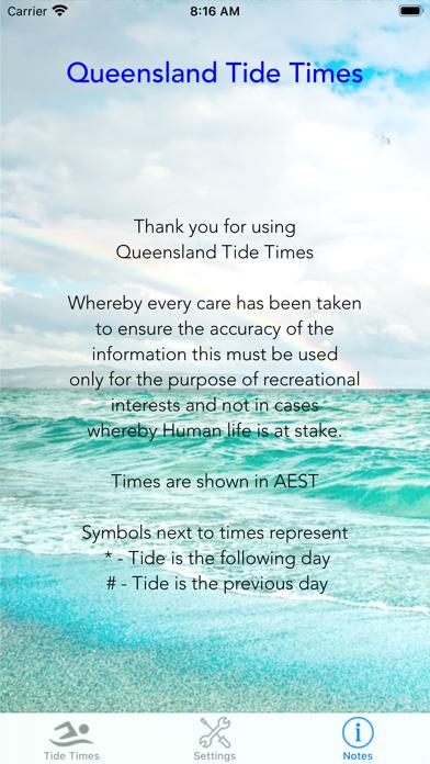 QLD Tide Timesのおすすめ画像7