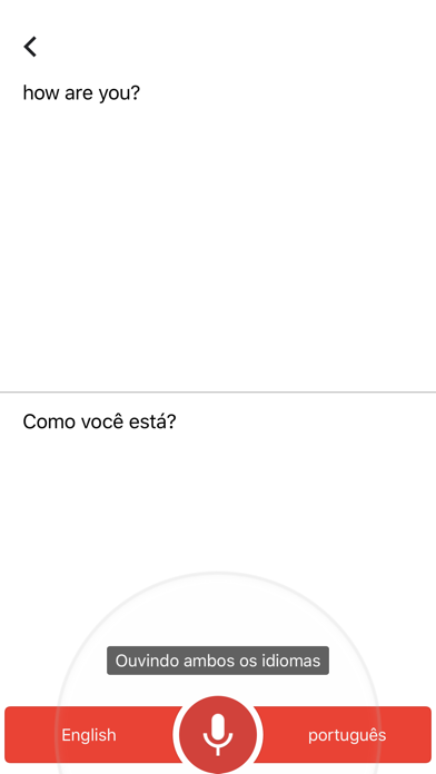 Screenshot for Google Tradutor in Brazil App Store