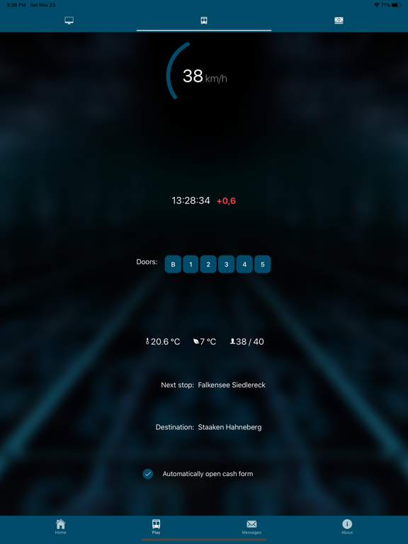 Control Center Sim (OMSI 2) screenshot #3