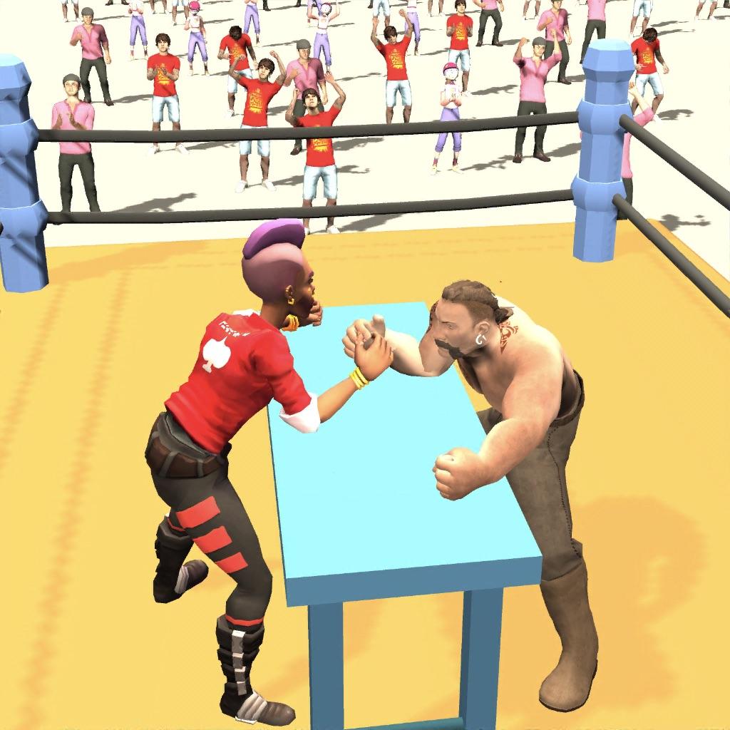 Arm Wrestling! hack