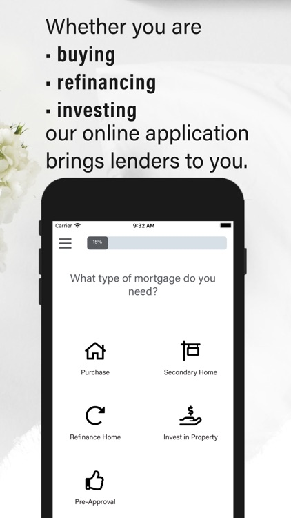 Shop Your Own Mortgage