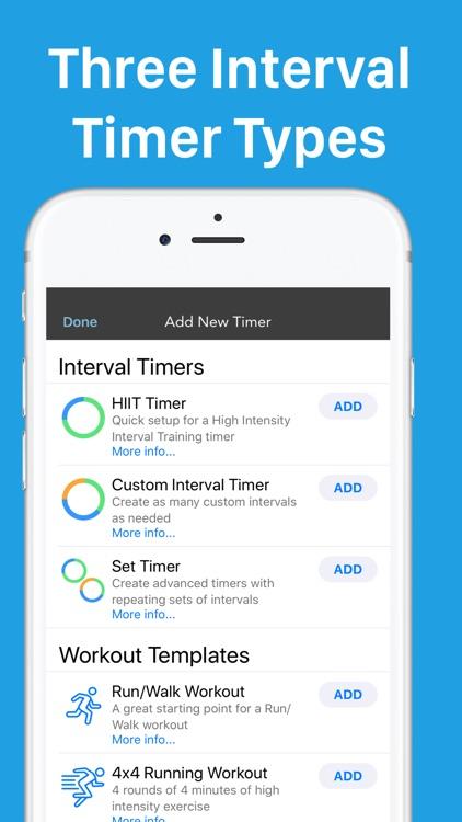 Intervals Pro - Interval Timer