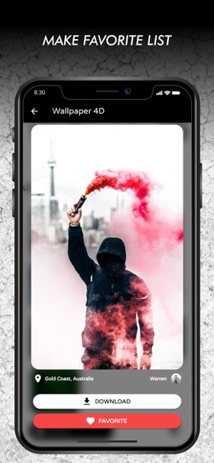 Wallpaper 4d On The App Store