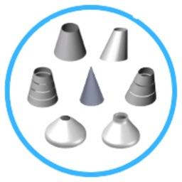 Cones Calculator Pro