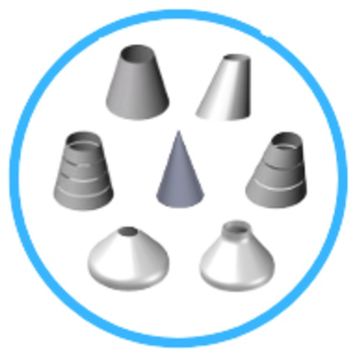 Cones Calculator Pro