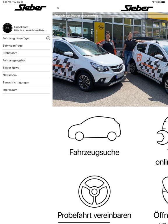 Sieber Automobile screenshot 5