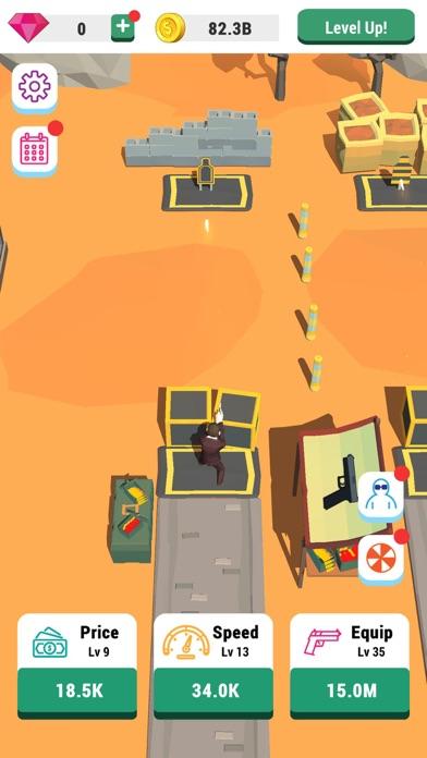 Idle Polygon screenshot 1