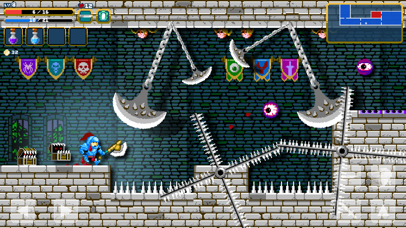 Dead Castle: Prince Sacrifice screenshot 2