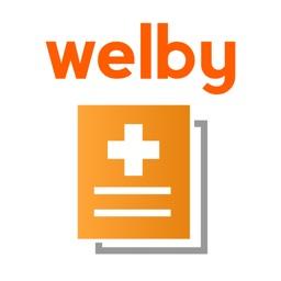 高血圧・糖尿病・メタボの自己管理はWelbyマイカルテ