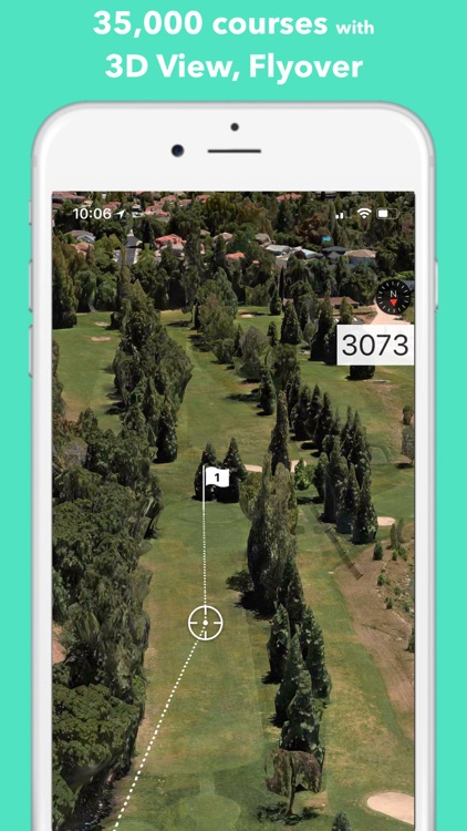 TrackMyGolf Golf GPS screenshot-2