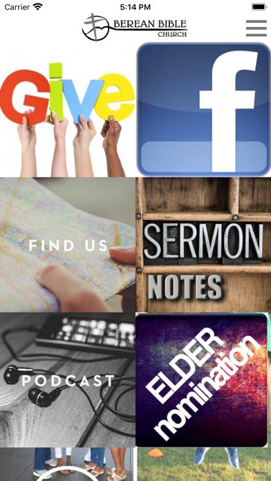 Connect Berean Bible Church screenshot two