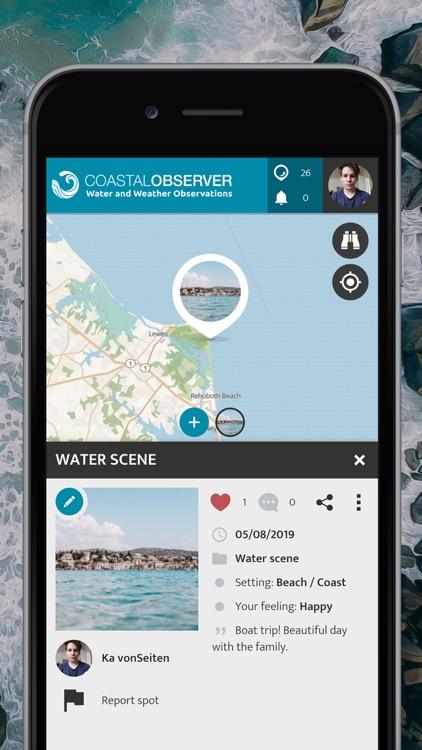 Coastal Observer | SPOTTERON