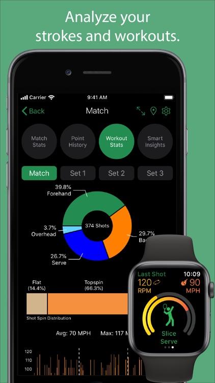 Swing - A.I. Tennis App