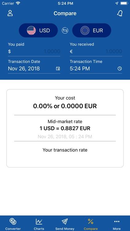 XE Currency Converter Pro screenshot-5
