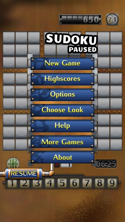 Sudoku - Number Puzzle Game screenshot-5