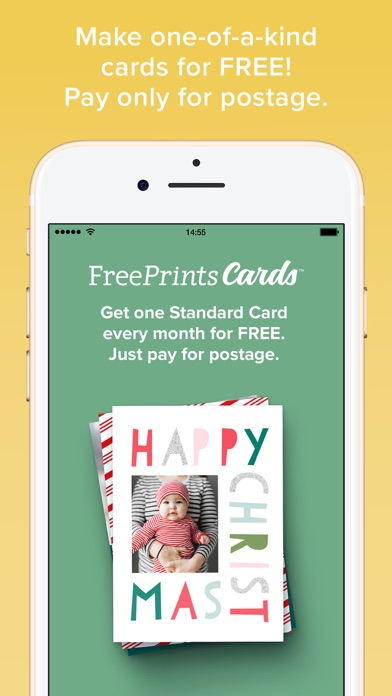 FreePrints Cards – Fast & Easy