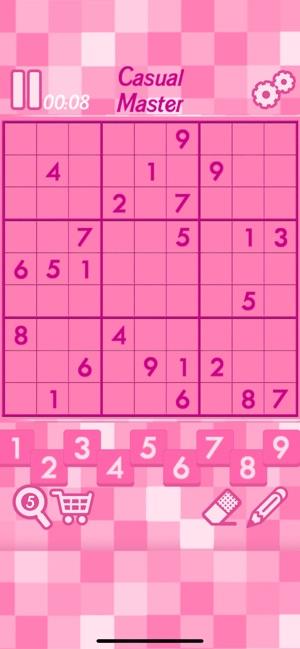 Pink Sudoku