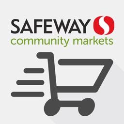 Safeway Community Markets Rush