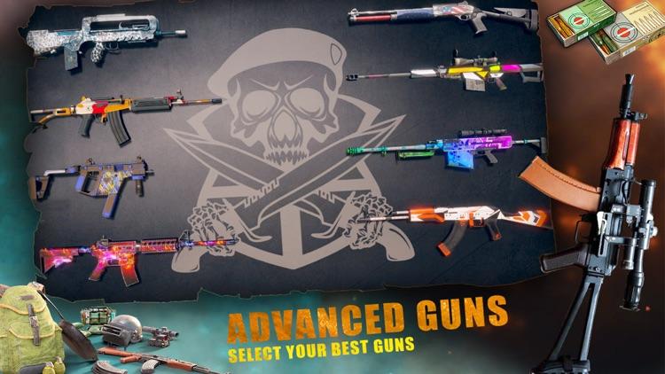 Counter Terrorist Gun Strike screenshot-3