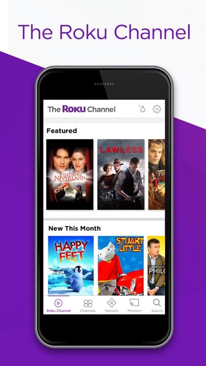 Roku screenshot-0