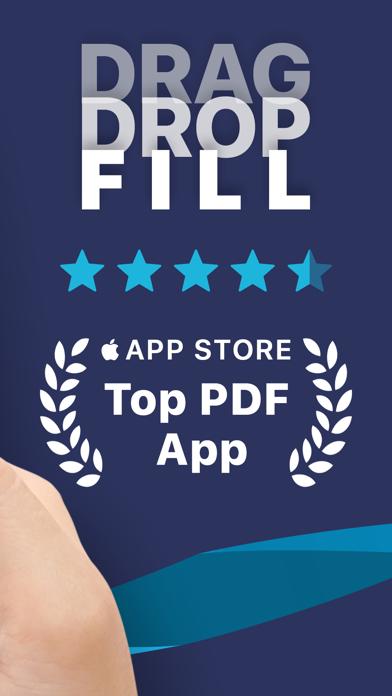 Fill: Sign, Scan, Edit PDF App Screenshot
