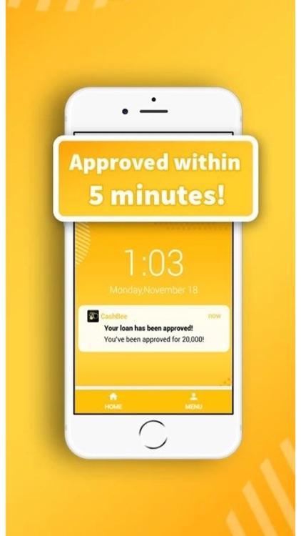 CashBee: Online Peso Cash Loan screenshot-3