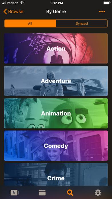Infuse Pro 6 Screenshots
