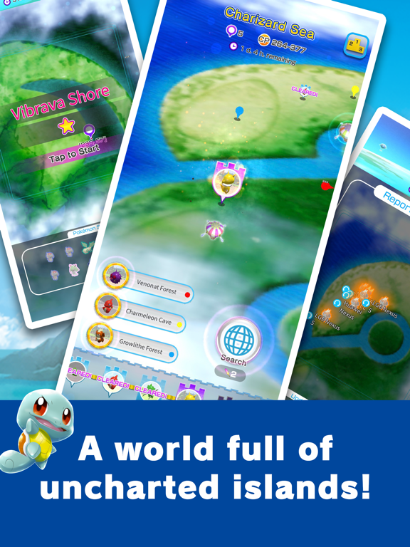 Pokémon Rumble Rush screenshot 5