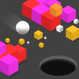 Sticky hole - Sticky blocks