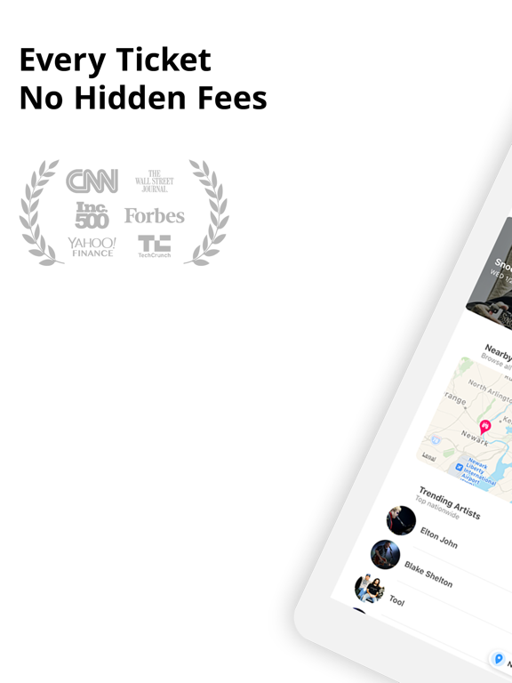 TickPick: No Fee Tickets screenshot