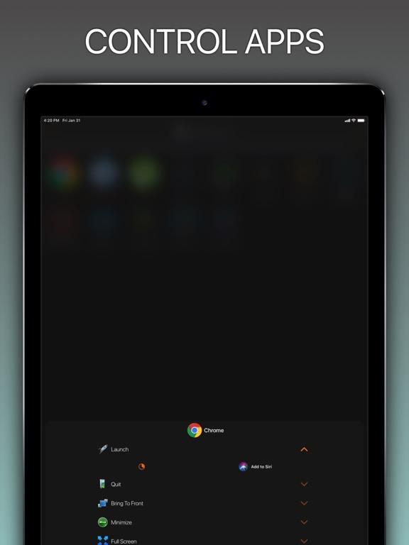 Remote Control for Mac/PC Pro Screenshots