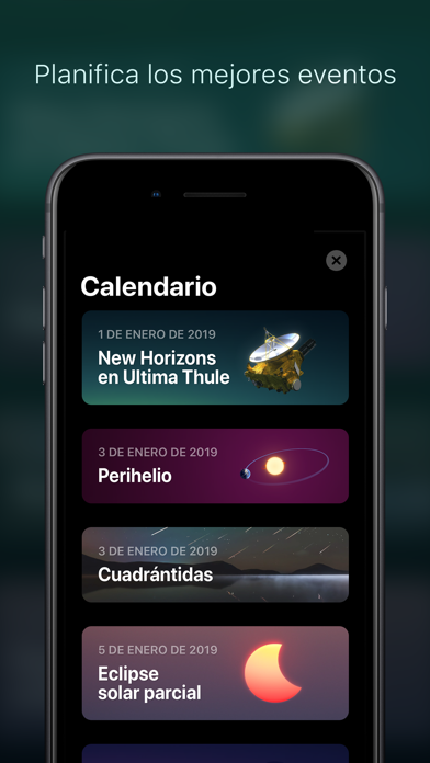 Screenshot for Sky Guide in Argentina App Store