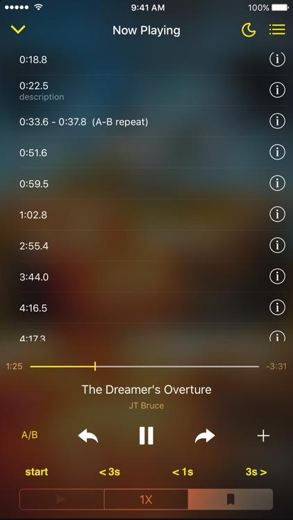 SpeedUp Player Pro + screenshot-3