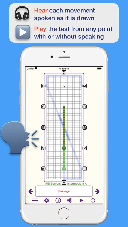 TestPro: FEI Dressage Tests screenshot-5