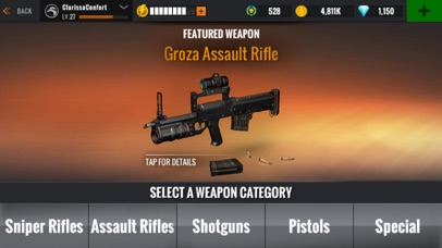 Sniper 3D Assassin: Gun Games for Pc