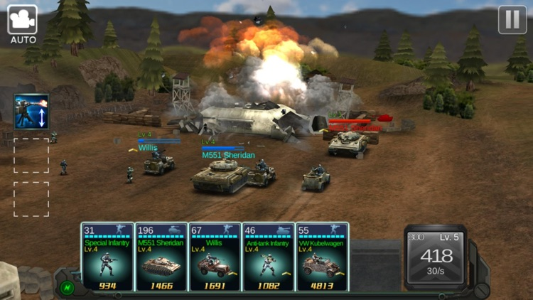 Commander Battle screenshot-9