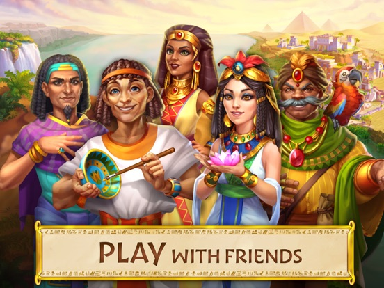 Jewels of Egypt: Match Game screenshot 15