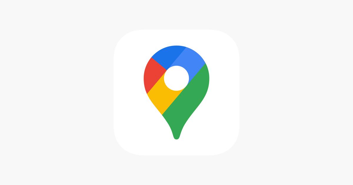 Google Maps - trafico y comida en App Store