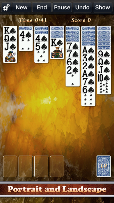 Solitaire City (Ad Free) screenshot two