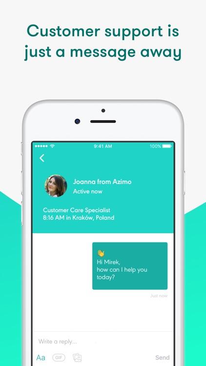 Azimo Money Transfer screenshot-4