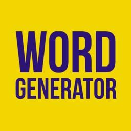 Random Word Generator Cards