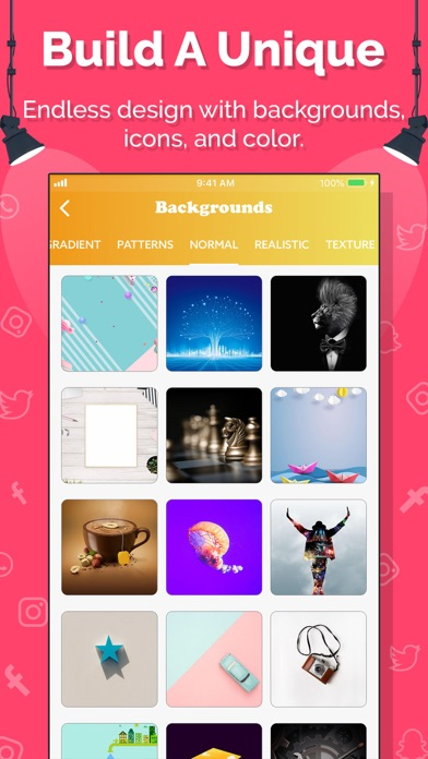 Post Maker, Graphic Creator screenshot four