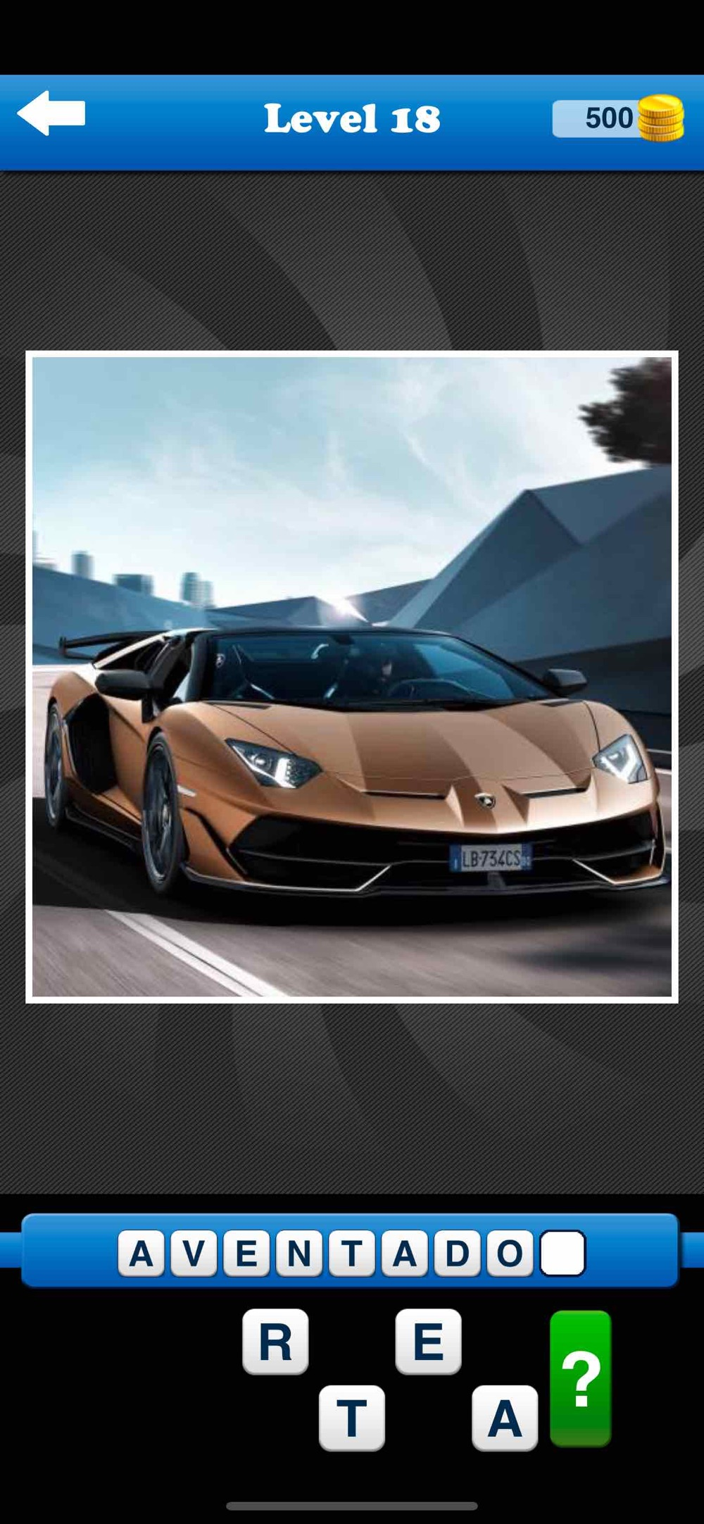Guess the Car Logo Quiz Puzzle Cheat Codes