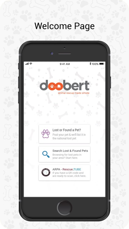 Doobert User App