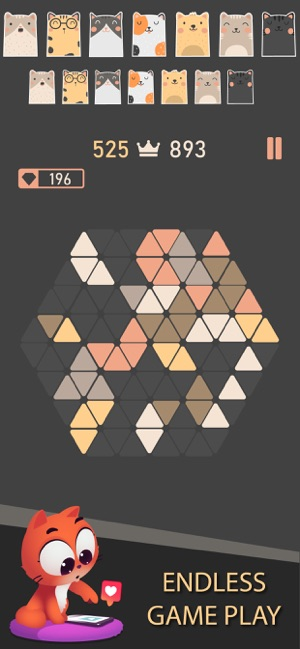 Trigon : Triangle Block Puzzle on the App Store